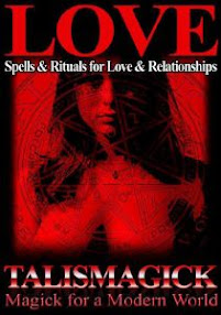 Cover of Talismagick's Book Love Spells And Rituals For Love And Relationships